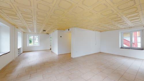 Ladenlokal mit Option auf darüberliegende Wohnung - wo gibt's den sowas (1)