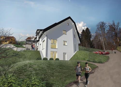 Traumhaftes Neubau-Doppelhaus