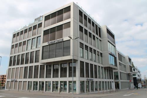 217m2 modernste, repräsentativste und zentralste Bürofläche im steuergünstigen Pfäffikon SZ