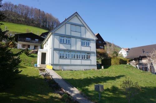 5.5-Zimmer-Einfamilienhaus mit Doppel-Garage