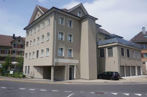 """""""Haus zur Krone""""  /  totalrenoviertes Mehrfamilienhaus an zentraler Lage"""