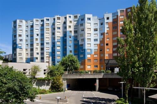 Logement subventionné de 2 pièces au 5ème étage.