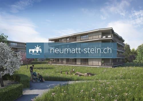 """neumatt-stein.ch """"so wohnt Zukunft"""""""