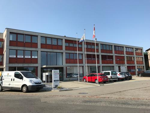 moderne Büroflächen von 20m2 - 250m2 an bester Lage auf dem Thurella Areal in Egnach zu vermieten