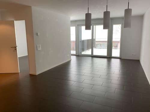 moderne 2.5-Zimmerwohnung im Zentrum von Dürrenäsch