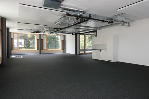 neue Gewerberäume im Industriegebiet Widnau