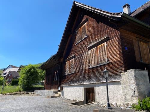 Einfamilienhaus im Dorfkern von Balgach
