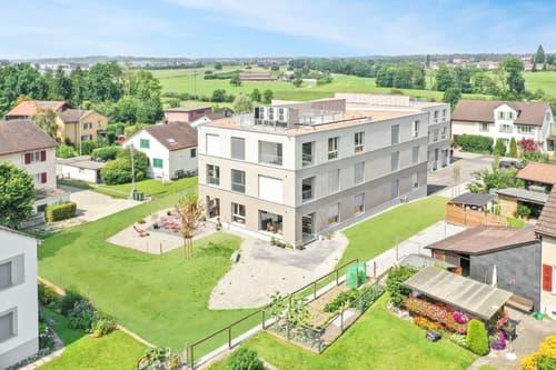 moderne Neubauwohnung mit höchstem Wohnkomfort