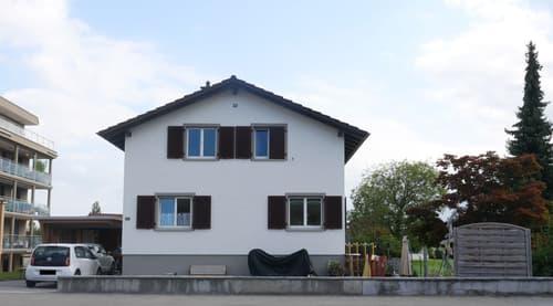 renoviertes Einfamilienhaus mit grossem Garten