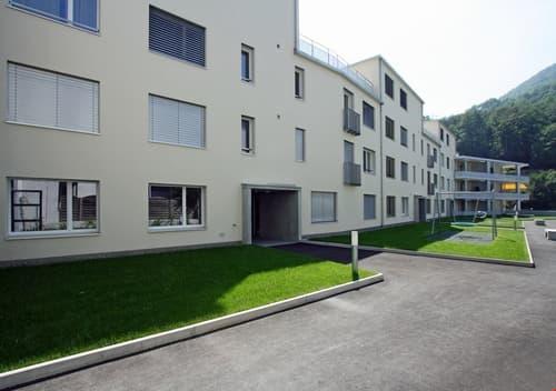 3.5-Zimmerwohnung nähe Bahnhof