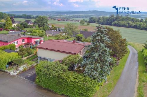 Fehr Immobilien - Aussichtsreiches 6.5-Zi.-Einfamilienhaus