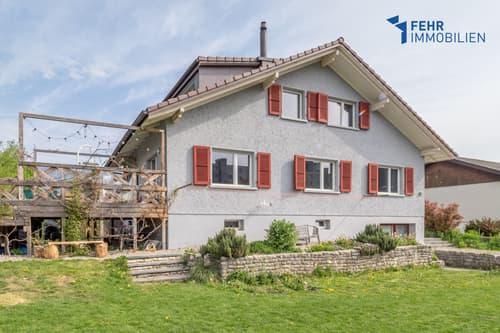 Fehr Immobilien - Grosszügiges 7.5-Zimmer-Einfamilienhaus
