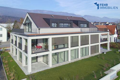 Fehr Immobilien - Neubau-Wohntraum zum Mitgestalten