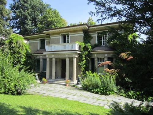 Villa in der Elfenau