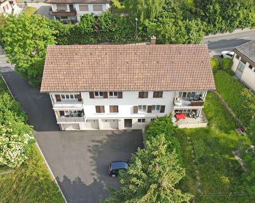 4-Familienhaus mit Ausbaupotential