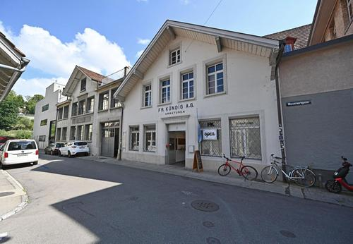 Erstklassiges Geschäftshaus im Mattenquartier