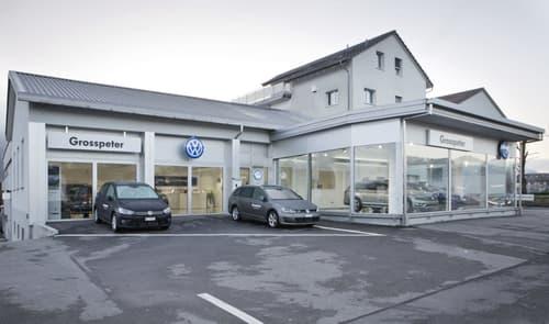 Garage mit Carrosserie an Top Lage in Füllinsdorf per 1.5.2021 zu Vermieten