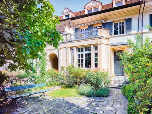 Gepflegtes Stadthaus an beliebter Wohnlage im Bachletten-Quartier