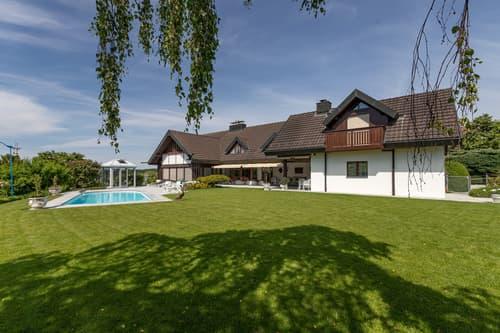 Herrschaftliches Zürcher Landhaus