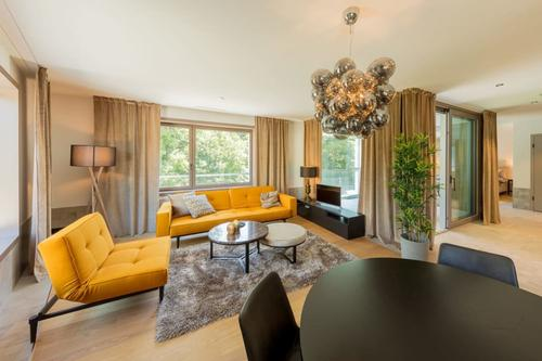 Möblierte (Business)-Apartments inkl. Pool, Fitness usw.