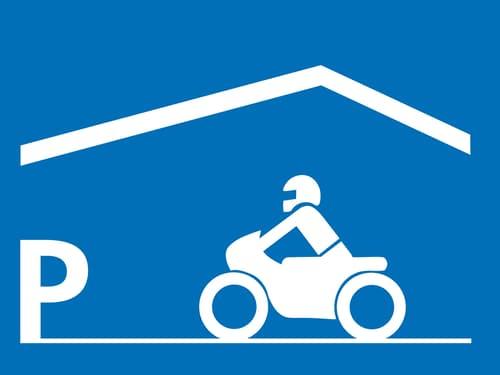 Einstellhallenplatz sucht Motorrad