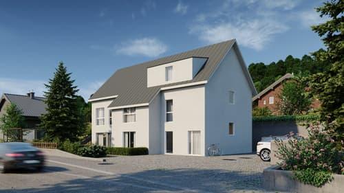 Familienfreundliches Dreifamilienhaus mit modernem Charme