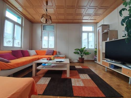 Viel Wohnen für wenig Geld * attraktive 4 Zimmer EG-Wohnung in Wald AR für nur 890,- brutto