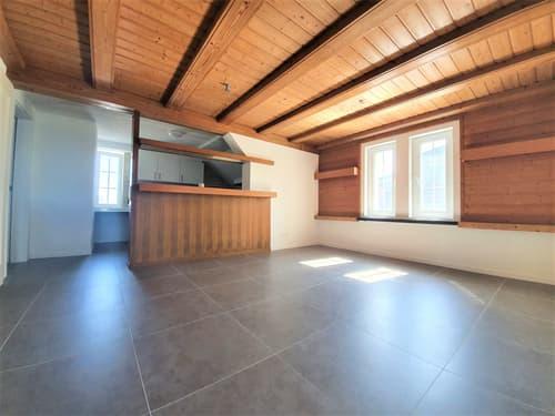 Neuwertige 3 1/2 Zimmer Wohnung in Erlen TG, nur 1'290,- brutto
