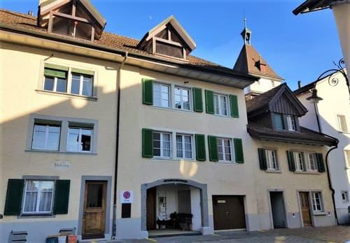 Geräumige Altstadt-Wohnung zu sehr attraktivem Preis