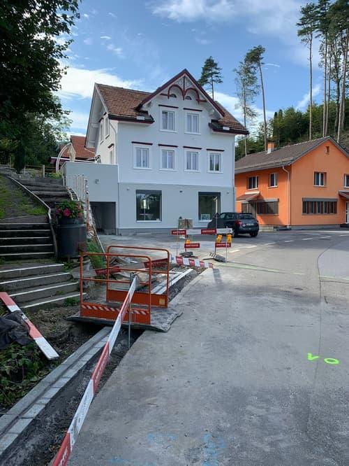 Top 2 Zimmer Büro / Praxis / Studio in Walzenhausen AR für nur 1'600,- brutto