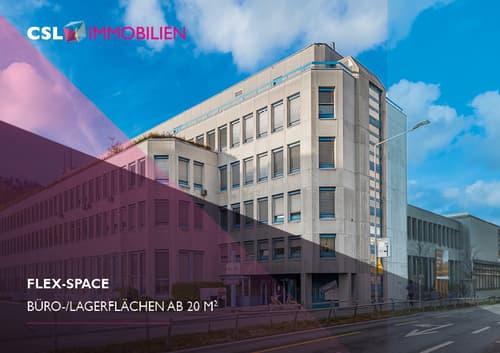 flexspace - die flexiblen, ausgebauten Büroflächen