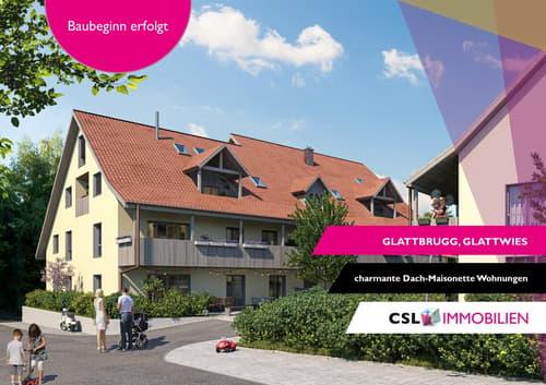 charmante Dach-Maisonette Wohnungen