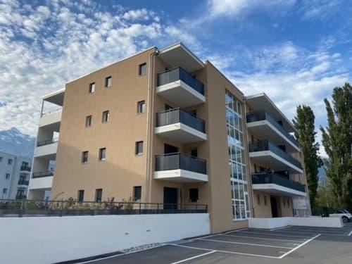Lorenzo 1 - Bâtiment A et C - Aproz / Magnifiques appartements d'une pièce