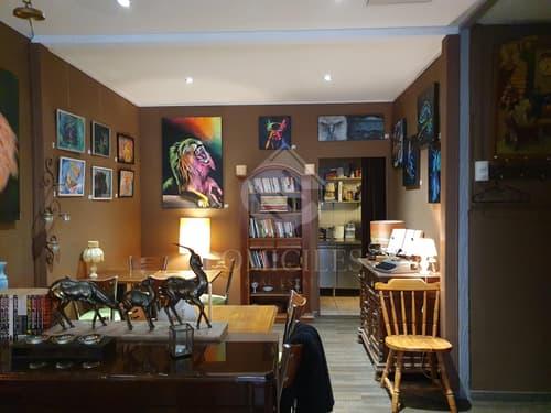 PLAINPALAIS - Café Restaurant à saisir