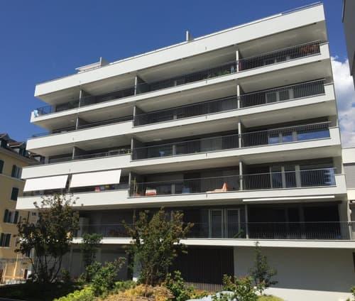 Spacieux et lumineux appartement de 5.5 pièces au 4e étage - Montreux