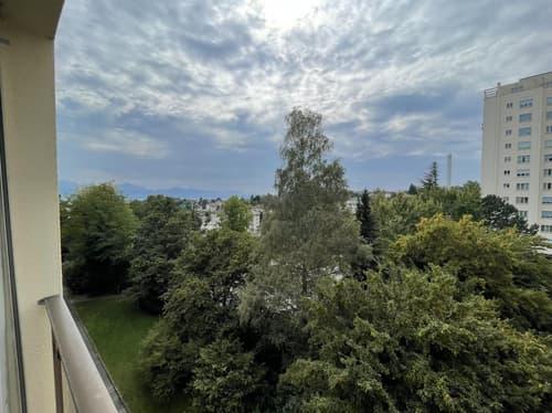 Appartement de 3.5 pièces au coeur du quartier de Chailly à Lausanne