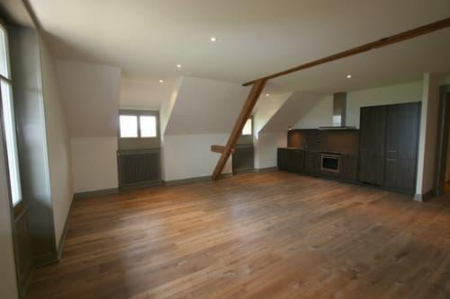 Maison de maître composée de 3 appartements de 3.5 pièces
