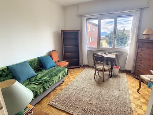Appartement de 2,5 pièces meublé
