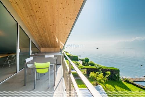 NEUF - Luxueux Loft meublé avec terrasse en première ligne du Lac (1)