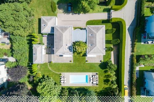 Sublime Villa d'architecte avec piscine aux portes de Lausanne