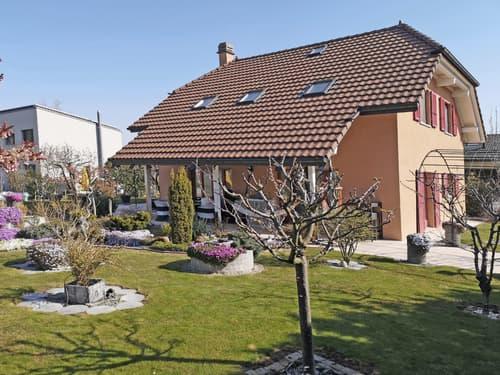 Villa individuelle de 5½ pièces avec magnifique jardin
