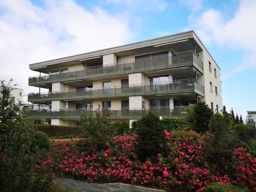Appartement contemporain de 4½ pièces au dernier étage