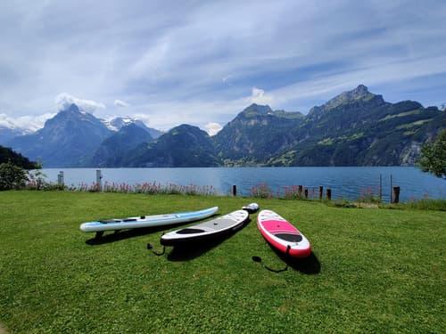 Ferienparadies Villa am See – mit Privatpark und Badeplatz