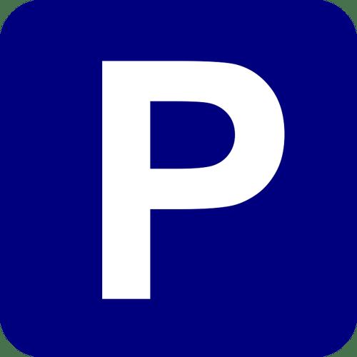 Parken in einer Einstellhalle