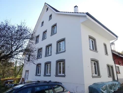 Mehrfamilienhaus kernsaniert in Sissach BL
