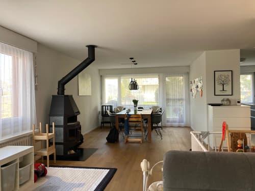 4.5-Zimmer-Eigentumswohnung im Erdgeschoss