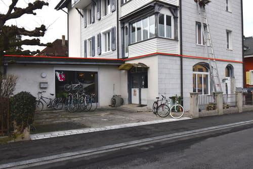 Gewerbefläche an zentraler Lage in Interlaken