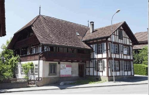 Umbauprojekt für 12 Kleinwohnungen
