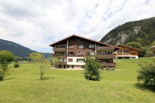 3- Zimmerwohnung mit Balkon