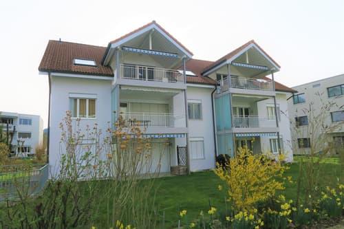 Grosse Dachwohnung mit Charme